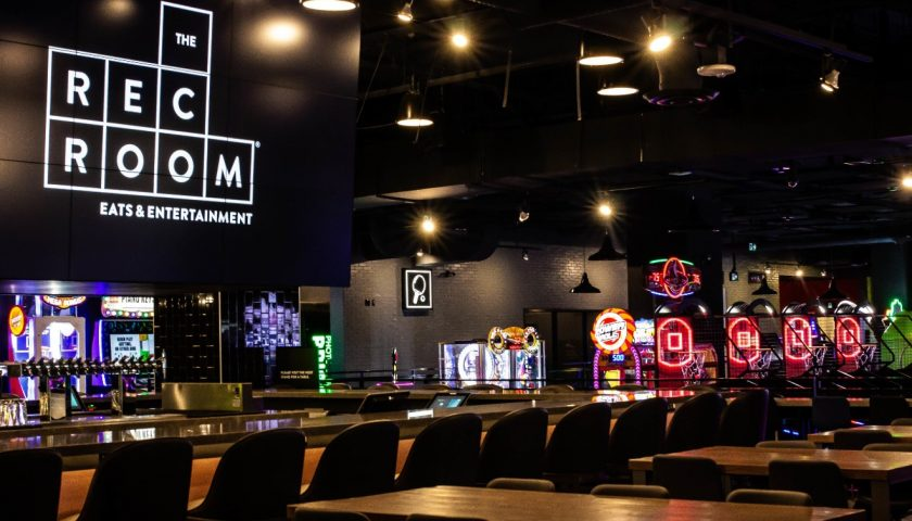 Ready, Set, Game! The Rec Room is now open in Burnaby