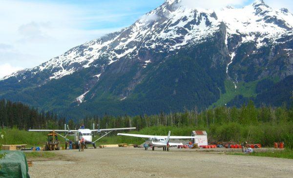 Canagold drills 8.4 metres of 17.1 g/t gold at New Polaris, British Columbia