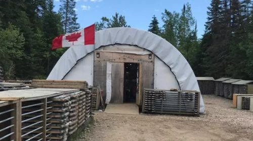 Red Pine shares rally on Ontario gold drill results