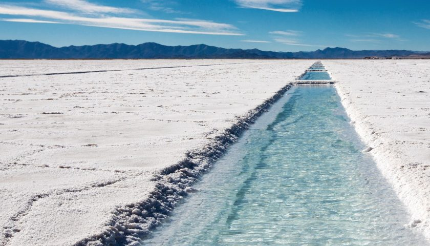 Bearing Lithium expands Maricunga resources, Chile