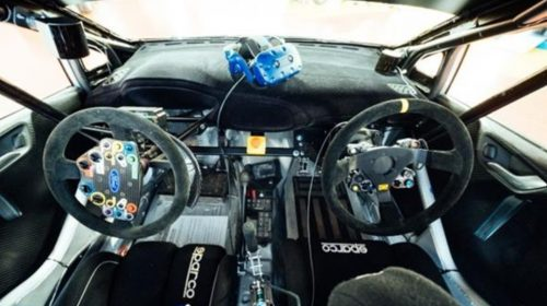 Digital Motorsports and Ford World Rally Team develop VR Rally Simulator